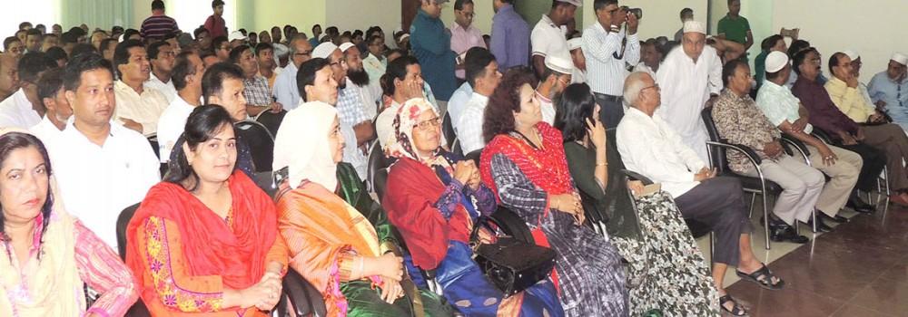 ২২, জুলাই ২০১৭, ২০১৭-২০১৯ দ্বি-বার্ষিক মেয়াদী নব নির্বাচিত পরিচালনা পর্ষদের অভিষেক ও শপথ গ্রহণ অনুষ্ঠান