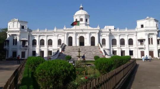 Tajhat Rajbari, Rangpur