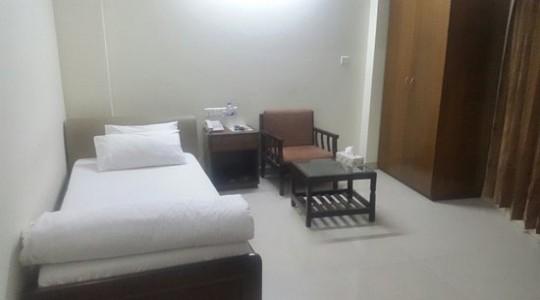 Hotel Friends Residensial in Rangpur